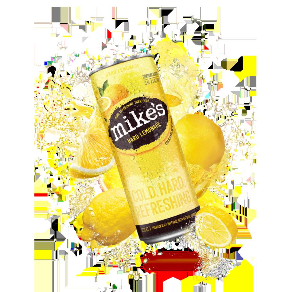Mike's Hard Lemonade Slim Can Image